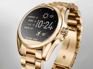 Android 2019 Michael Kors MKT5001 2018 smartwacht reloj Tecnología