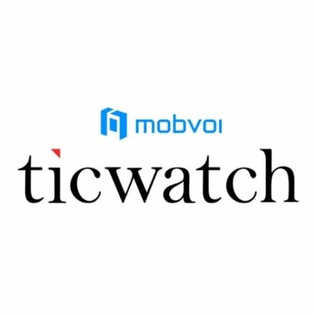 Logo de Relojes Inteligentes Ticwatch