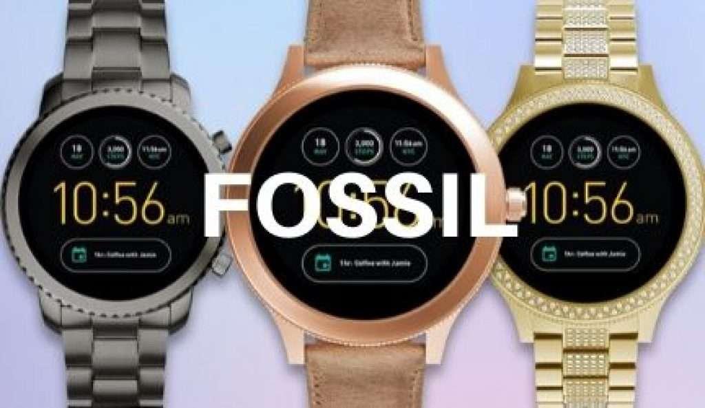 Relojes Inteligentes Fossil