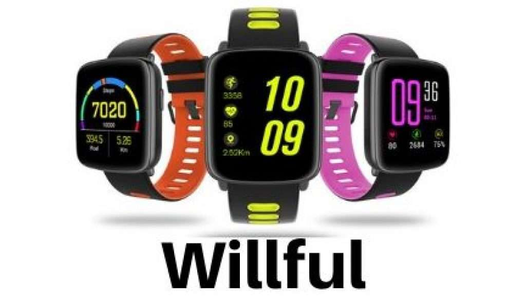 Relojes Inteligentes Marca Willful 2020