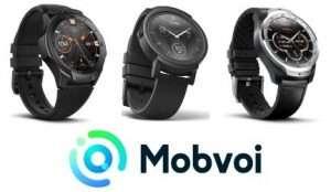 Relojes Inteligentes TicWatch de Mobvoi 2020