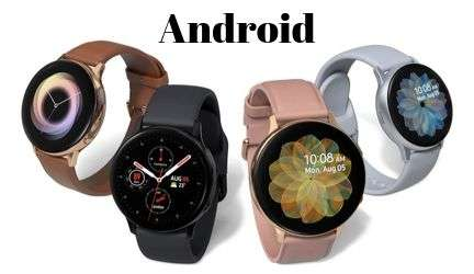 Relojes Inteligentes para Android 2020