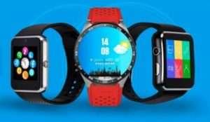 Smartwatch Chinos 2019 - 2020