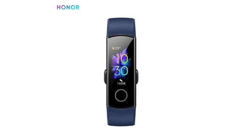 Pulsera Honor band 5 de Huawei