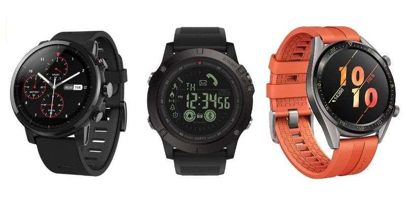 Smartwatch Chinos