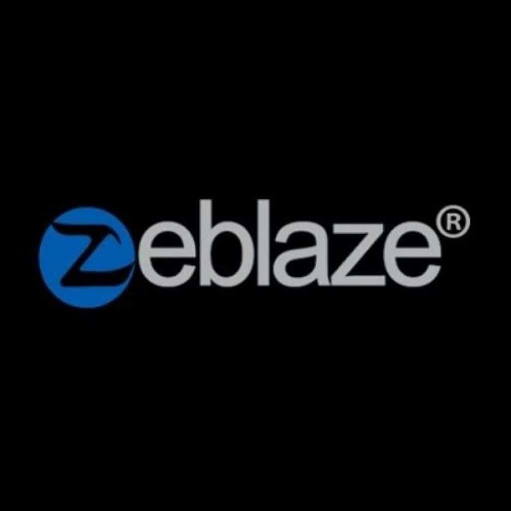 Logo de Relojes Inteligentes Zeblaze