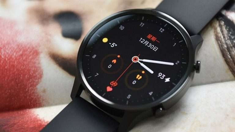 Xiaomi Watch Color Negro