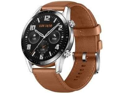 Huawei Watch GT 2 del lado derecho
