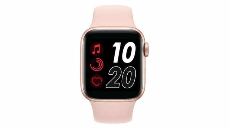 Smartwatch T500