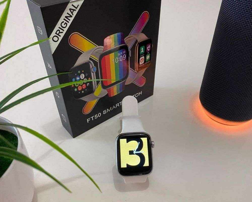 Smartwatch FT50 - Color Blanco