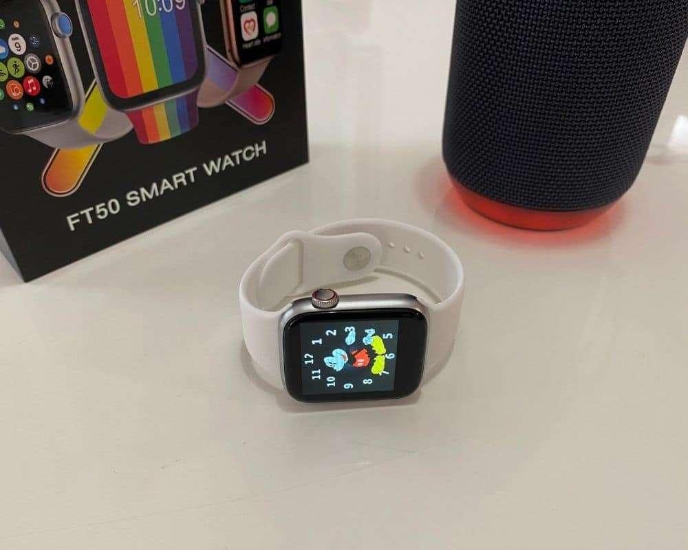Smartwatch FT50 - Con Fondo de Mickey