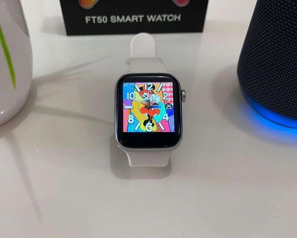 Smartwatch FT50 - Fondo de Mini