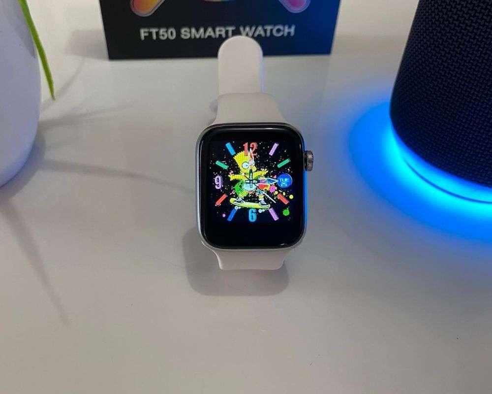 Smartwatch FT50 - Fondo de los Simpson