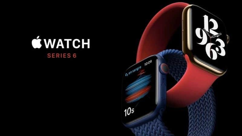 Apple Watch Series 6 Modelos