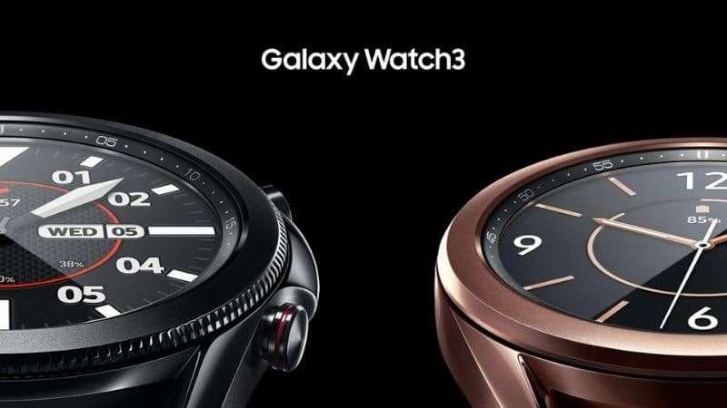 Diseño del Samsung Galaxy Watch 3