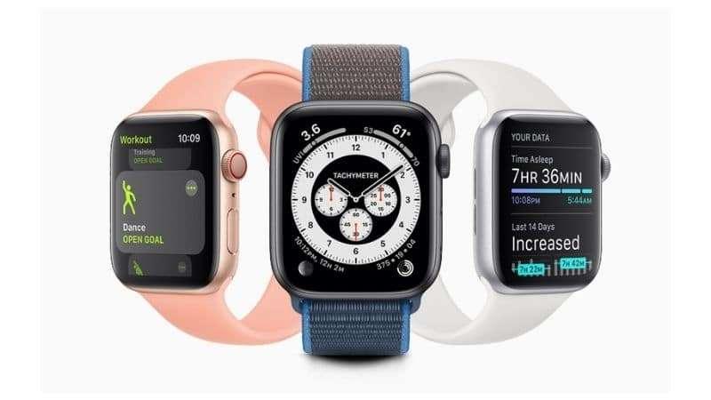 Diseños del Apple Watch SE