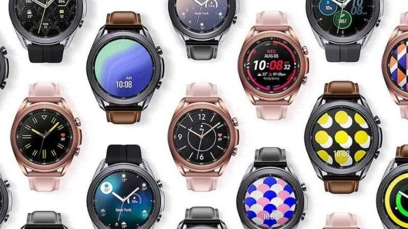 Esferas del Samsung Galaxy Watch 3