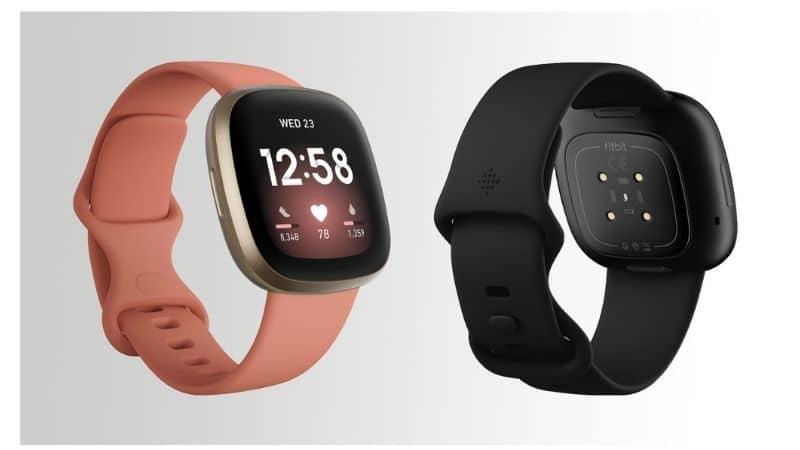 Fitbit Versa 3 modelos
