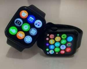 Menús del Smartwatch 6 W26