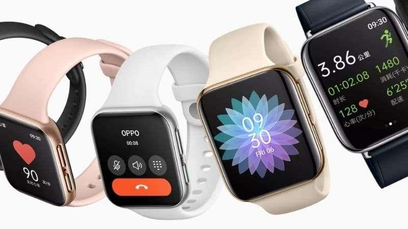 Oppo Watch Diseños
