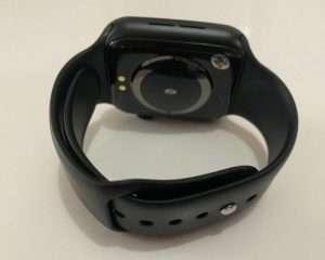 Reloj Inteligente Watch 6 W26 por detras