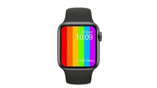 Smartwatch Iwo W56