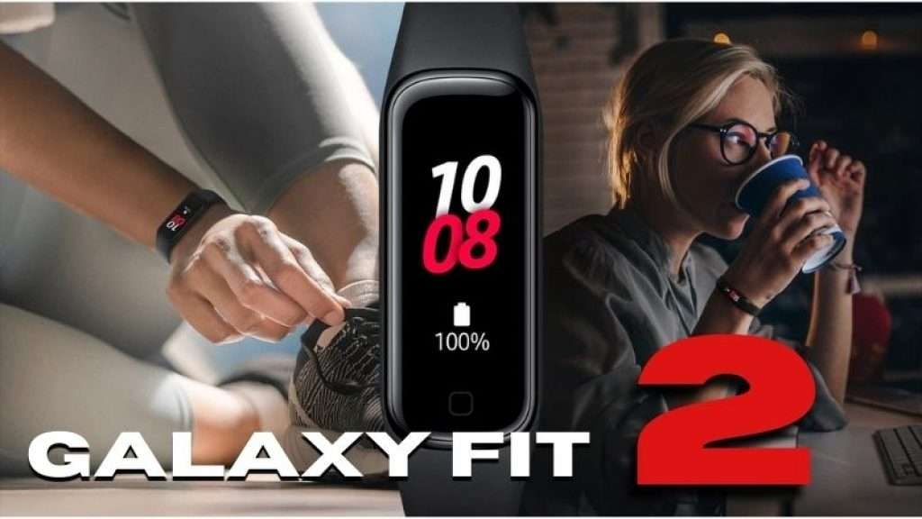 Pulsera de Actividad Samsung Galaxy Fit 2