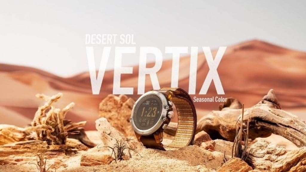 Coros Vertix Desert Sol