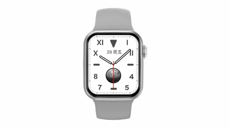 Smartwatch No.1 DT100