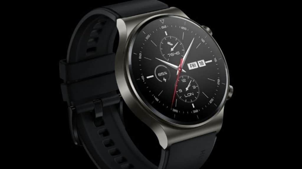 Huawei Watch GT 2 Pro - Black