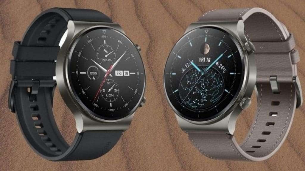 Huawei Watch GT 2 Pro - Diferentes colores