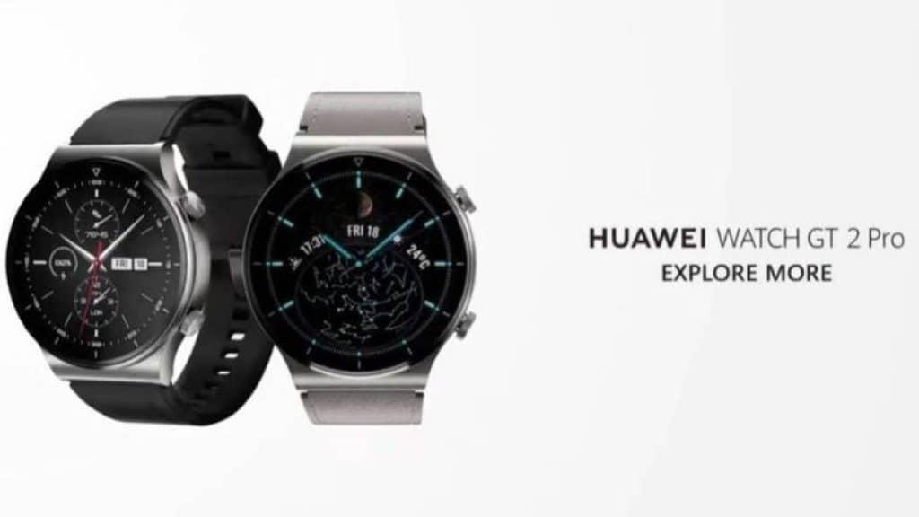 Huawei Watch GT 2 Pro - Explore More