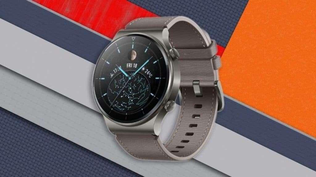 Huawei Watch GT 2 Pro - Gris