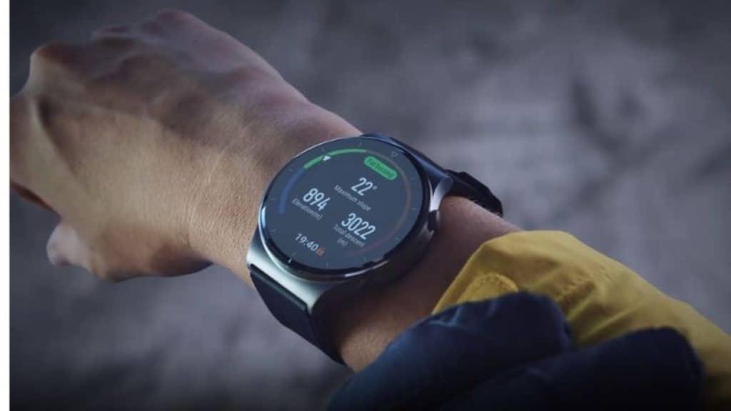 Huawei Watch GT 2 Pro - Sport