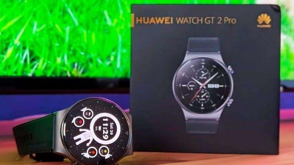 Huawei Watch GT 2 Pro - Unboxing