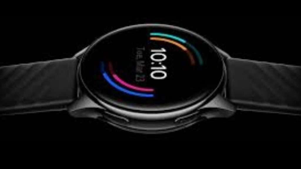 OnePlus Watch - black