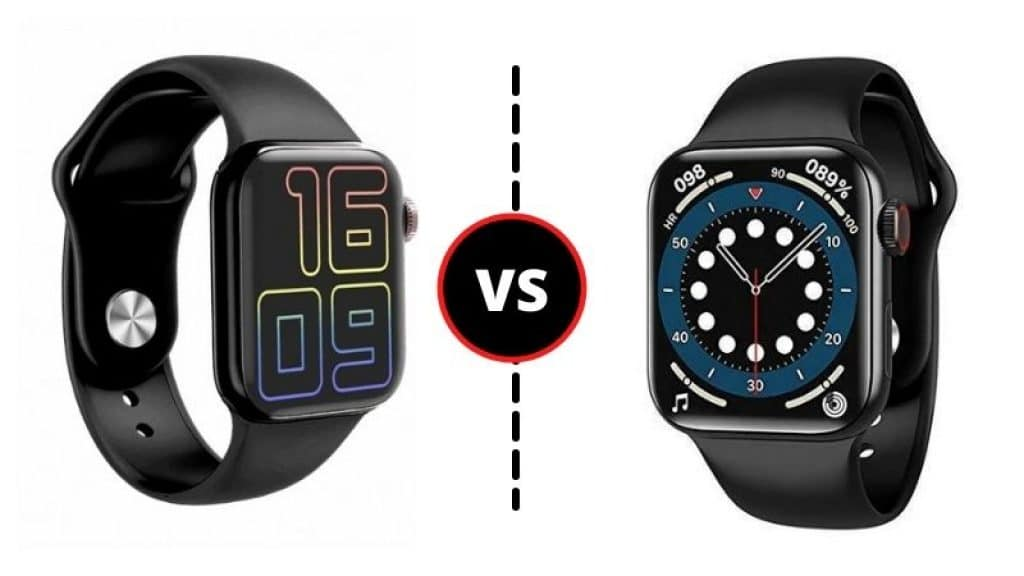 Smartwatch HW12 vs Smartwatch FK88