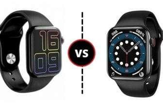Smartwatch HW12 vs Smartwatch FK88