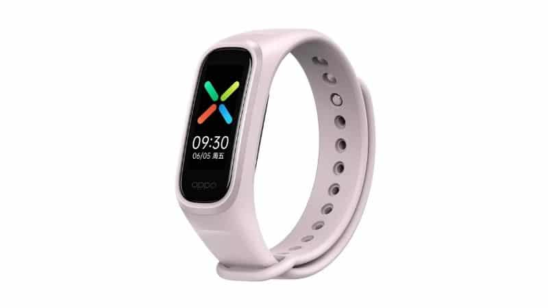 Smartwatch-Oppo-Band