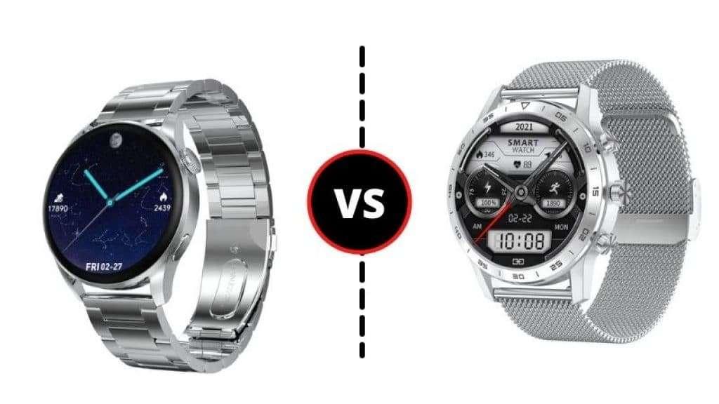 Smartwatch-DT3-VS-Smartwatch-KK70