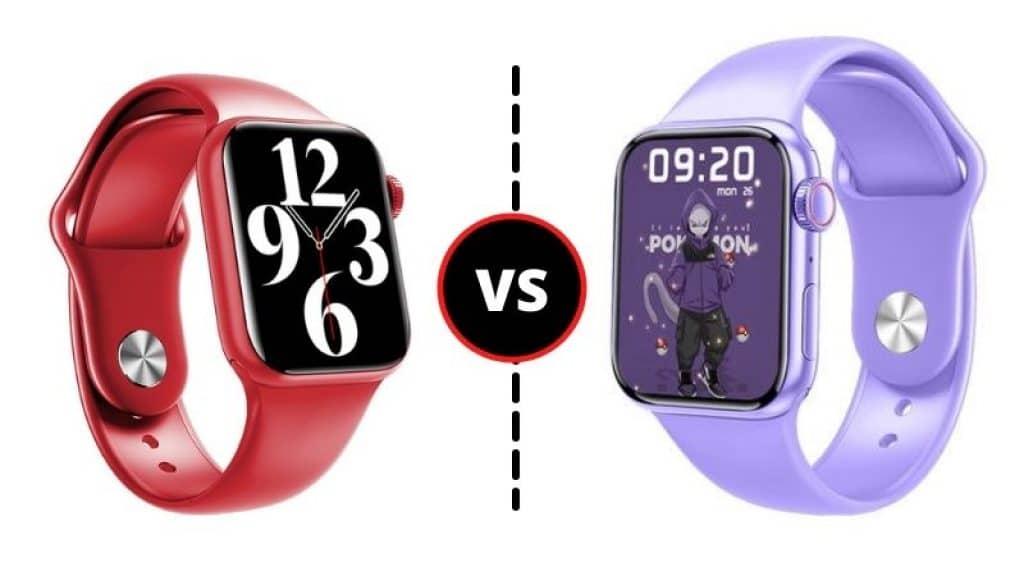 Smartwatch-M26-Plus-VS-M16-Plus
