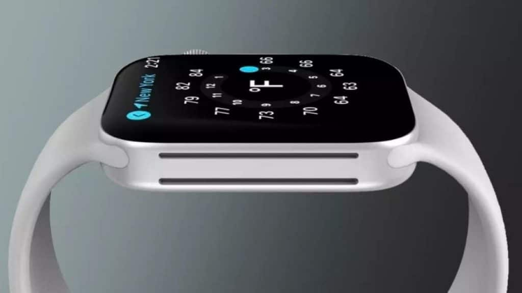 Altavoces del Apple Watch Series 7