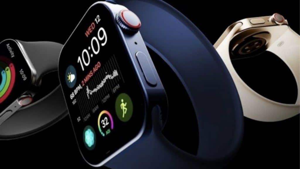 Apple Watch Series 7 Azul