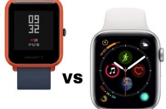 Apple Watch 4 VS Amazfit Bip – Comparativa 2020