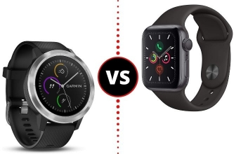 Comparativa del Apple Watch 4 VS Garmin Vivoactive 3 ¿Cuál es Mejor?