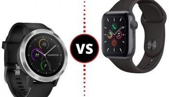 Comparativa del Apple Watch 4 VS Garmin Vivoactive3 ¿Cuál es Mejor?