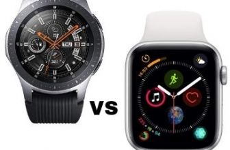 Apple Watch 4 vs Galaxy Watch ¿Cuál es mejor? Comparativa