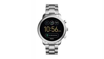 Fossil FTW4000 » Elegante Smartwatch en Acero Inoxidable