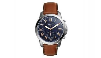 Fossil Q Grant » Un Reloj Híbrido Elegante, Cómodo y Versátil