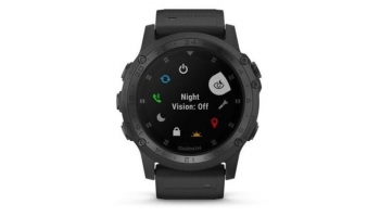 Garmin Tactix Charlie » Un Smartwatch para Operaciones Tácticas
